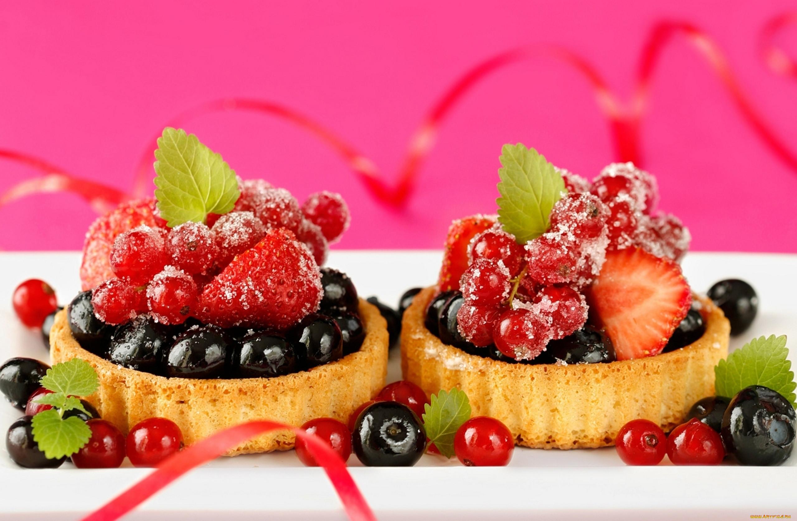 название пирожные с ягодами картинки тому